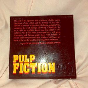 Authentic Urban Decay Pulp Fiction Palette